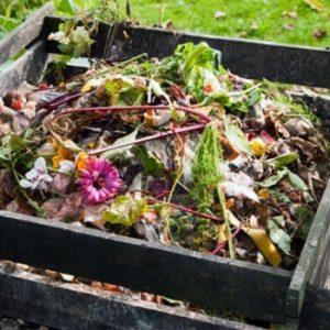 Compostera cajón semi cerrado